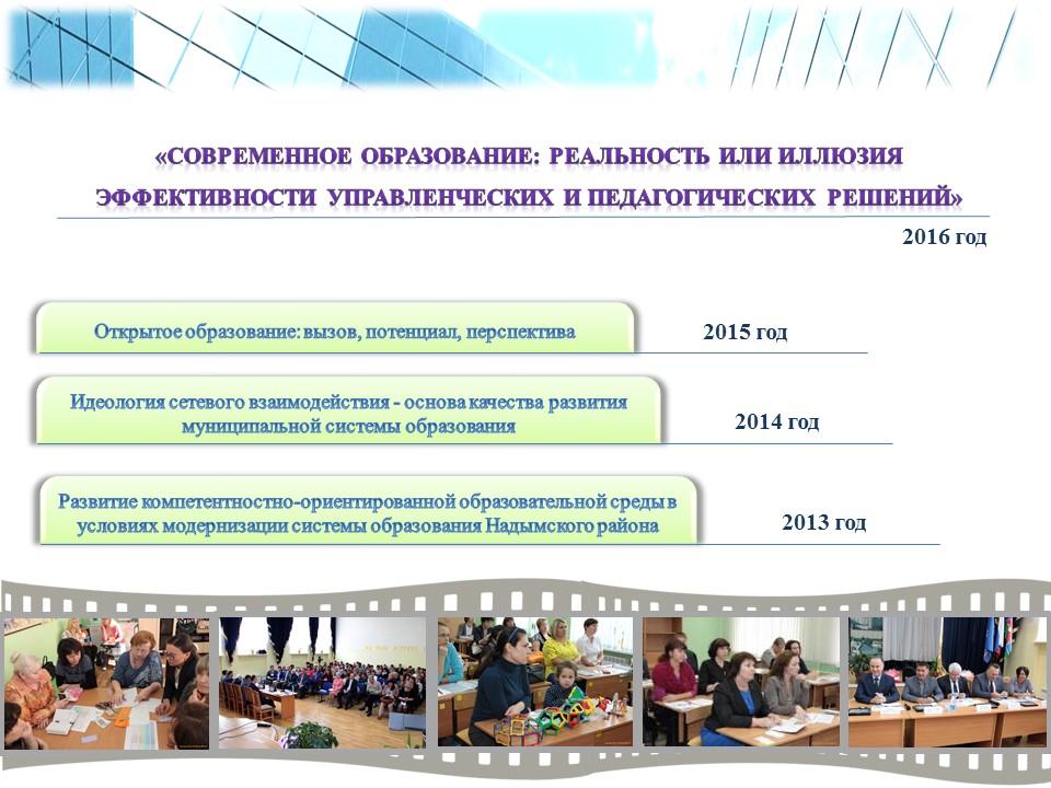 Публичный доклад за учебный год Современное образование  Публичный доклад за 2015 2016 учебный год Современное образование реальность или иллюзия эффективности управленческих и педагогических решений